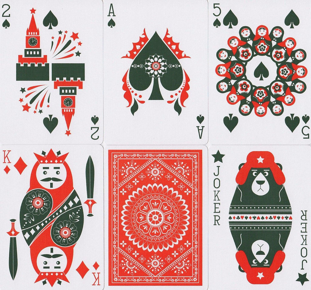 Russian folk art by Ninainvorm, via Flickr | Folk Art and Design ...