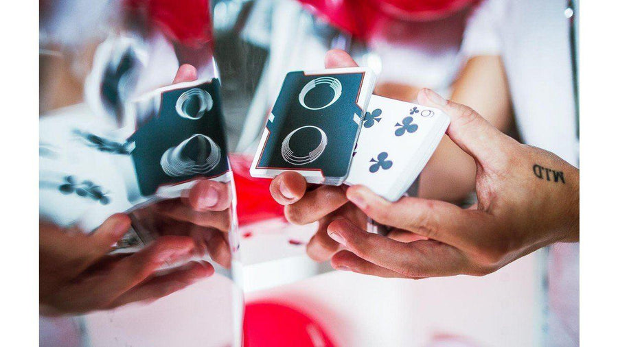Saturn Hyperspace Playing Cards by Ellusionist