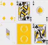 Saturn: Honeycomb Playing Cards by Avanth
