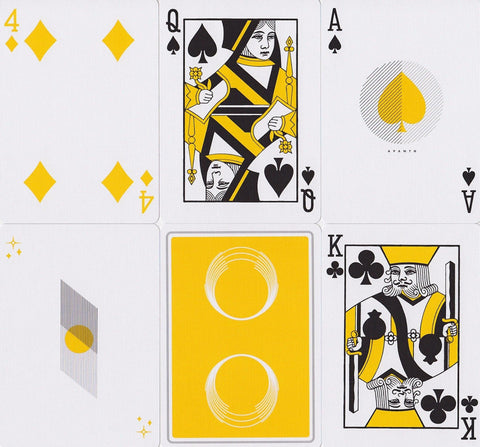 Saturn: Honeycomb Playing Cards