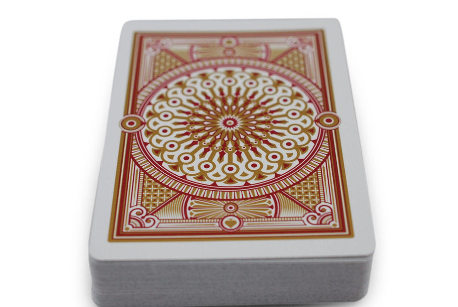 Scarlett Tally Ho Playing Cards by Kings Wild Project