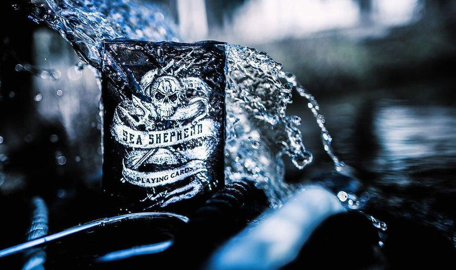 Sea Shepherd Playing Cards by Ellusionist