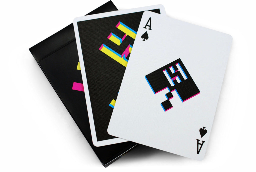 SHIFT Playing Cards by US Playing Card Co.