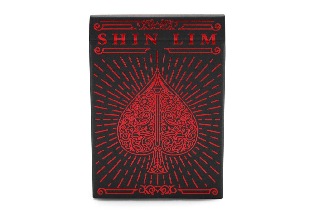 Shin Lim Playing Cards - RarePlayingCards.com - 2