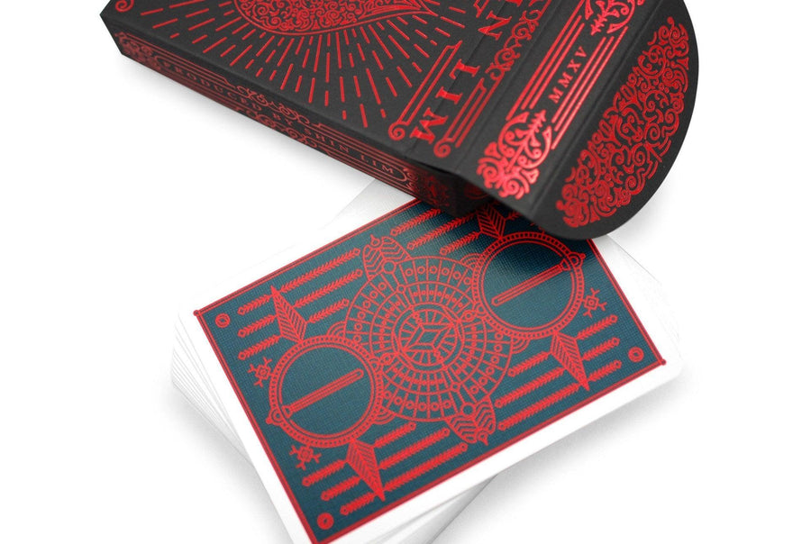 Shin Lim Playing Cards by Expert Playing Card Co.