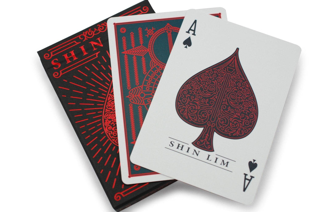 Shin Lim Playing Cards - RarePlayingCards.com - 8