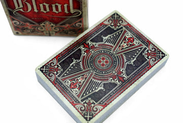Sisterhood of Blood Playing Cards by Expert Playing Card Co.