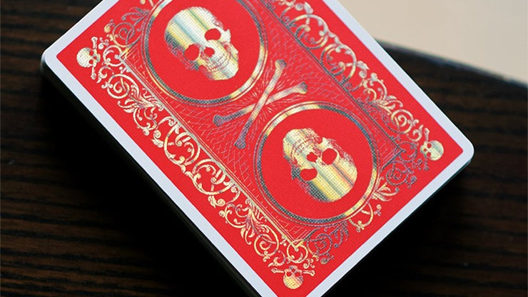 Skull & Bones Special Edition Playing Cards by Expert Playing Card Co.