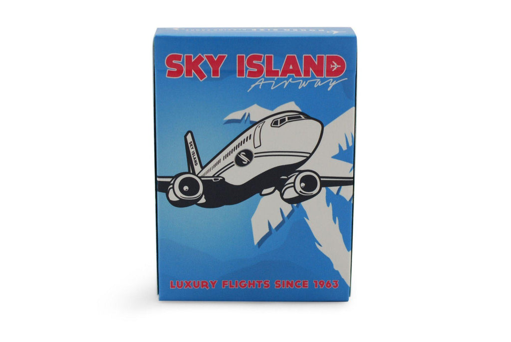 Sky Island Playing Cards - RarePlayingCards.com - 3