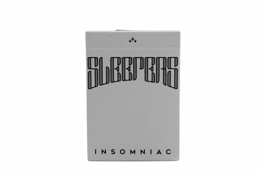 Sleepers V2 Insomniac Playing Cards by Ellusionist
