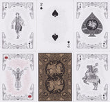 Sleepy Hollow Playing Cards - RarePlayingCards.com - 10