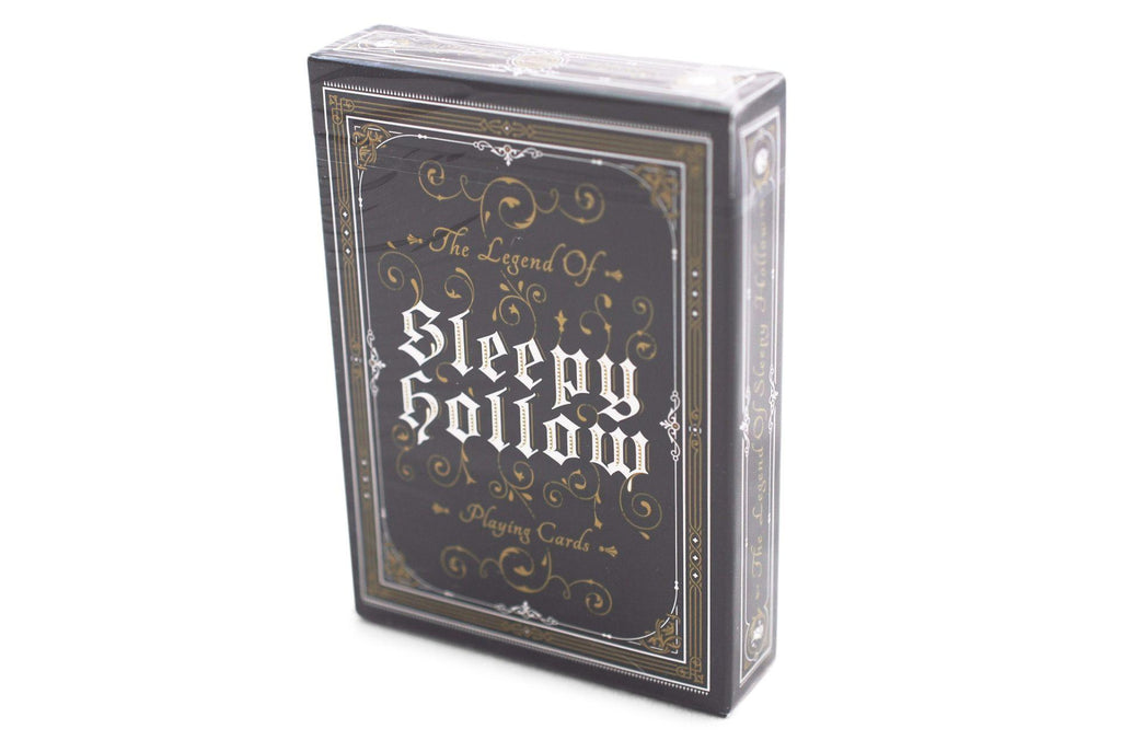 Sleepy Hollow Playing Cards - RarePlayingCards.com - 2