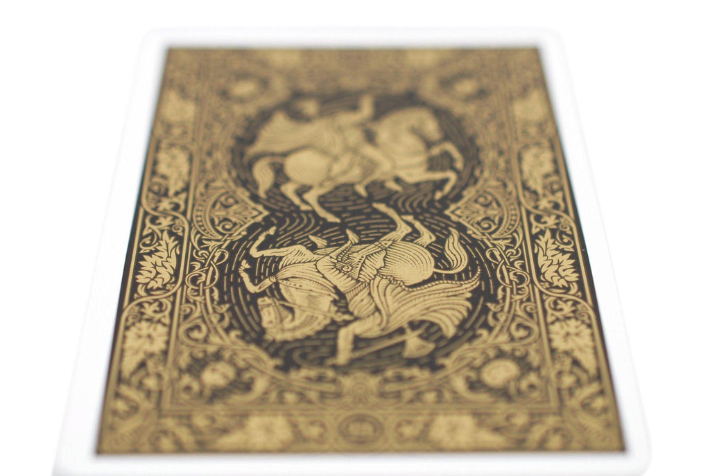 Sleepy Hollow Playing Cards - RarePlayingCards.com - 8