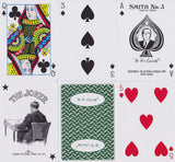 Smith No. 3 Playing Cards - RarePlayingCards.com - 9