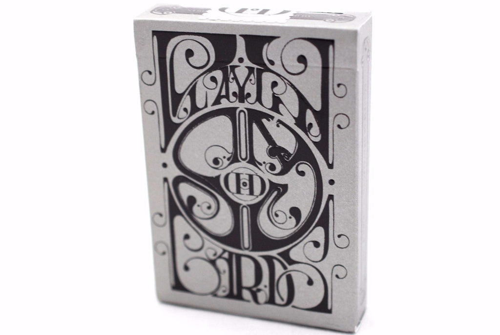 Smoke & Mirrors Carbon Playing Cards by Dan & Dave