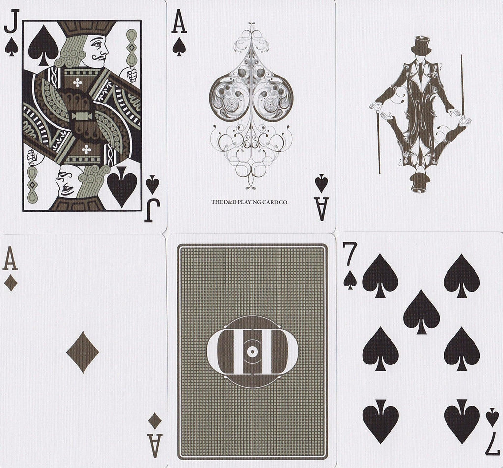 Smoke & Mirrors Eco Playing Cards