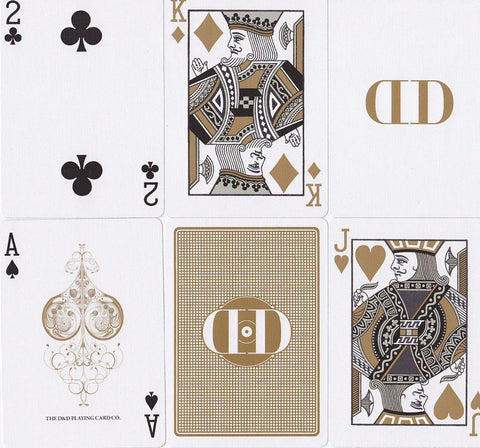 Smoke & Mirrors Private Reserve Playing Cards by Dan & Dave