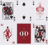 Smoke & Mirrors V6 Rogue Playing Cards - RarePlayingCards.com - 10