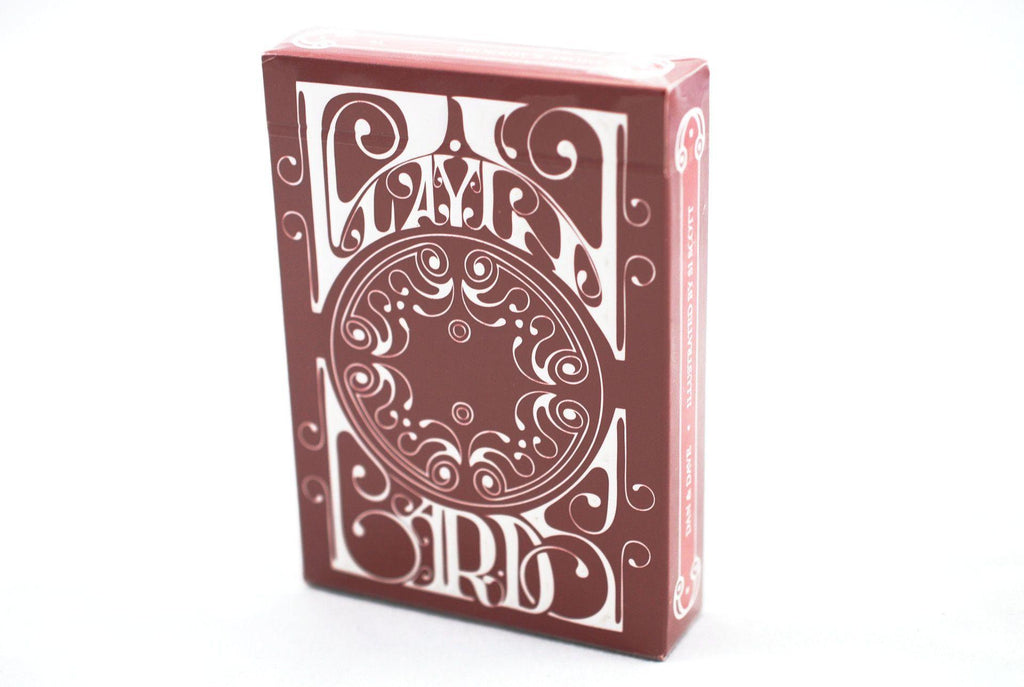 Smoke & Mirrors V6 Rogue Playing Cards - RarePlayingCards.com - 2