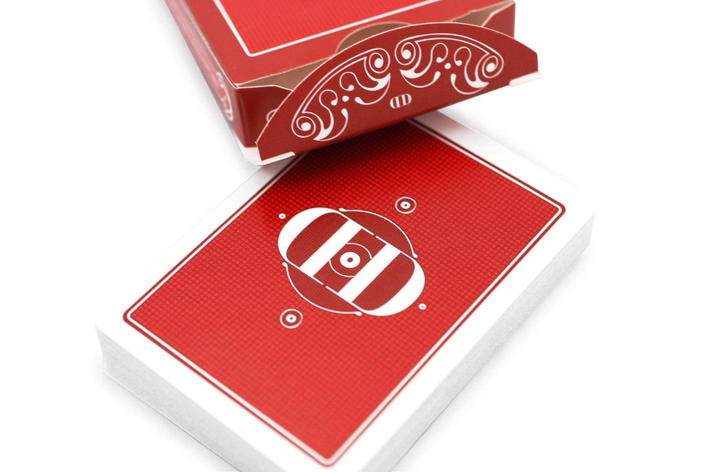 Smoke & Mirrors V6 Rogue Playing Cards - RarePlayingCards.com - 6