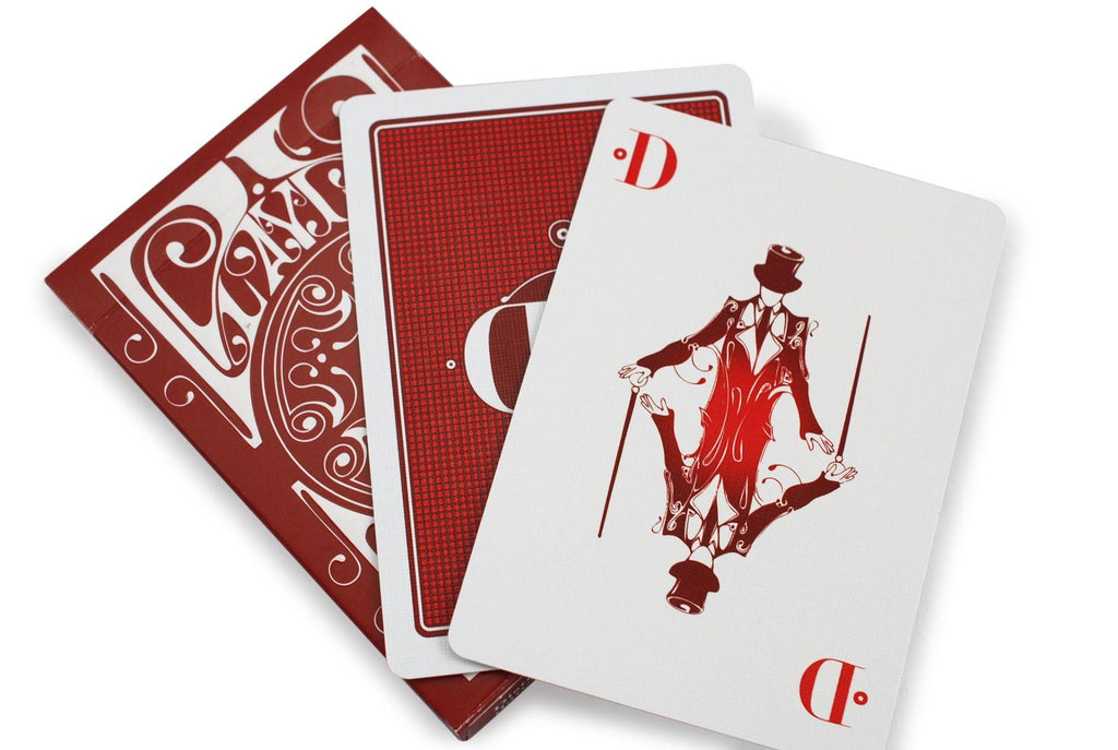 Smoke & Mirrors V6 Rogue Playing Cards - RarePlayingCards.com - 9