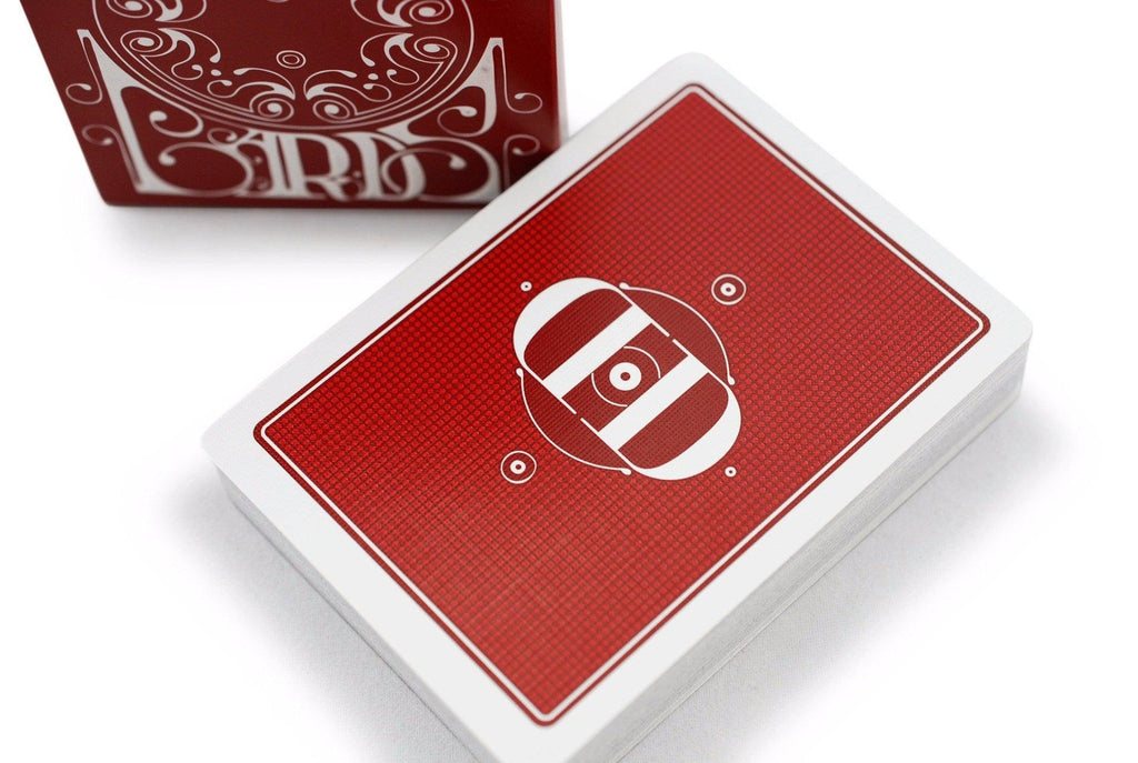 Smoke & Mirrors V6 Rogue Playing Cards - RarePlayingCards.com - 1