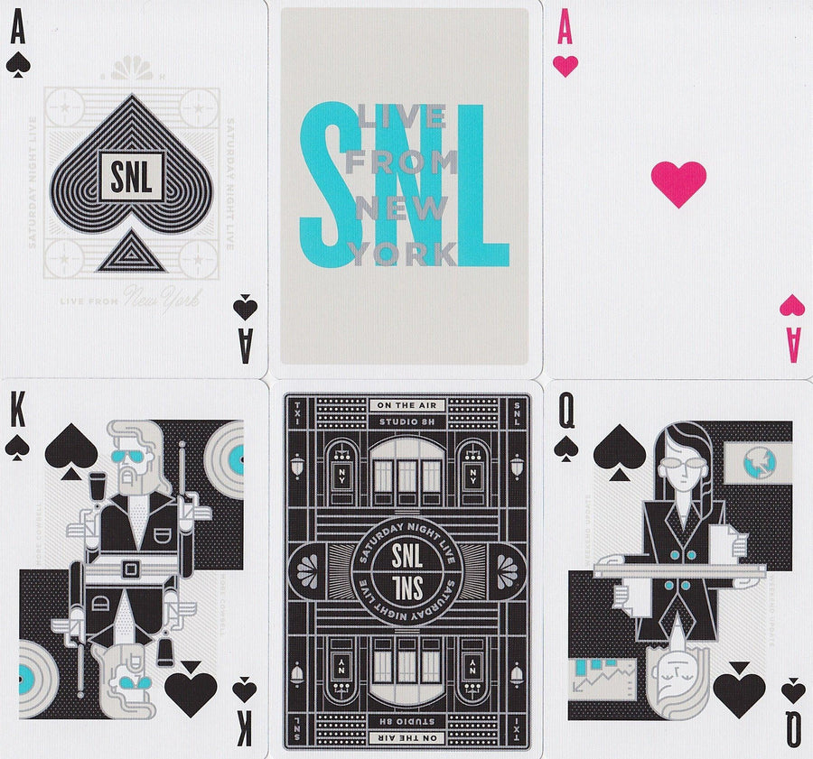SNL Playing Cards by Theory11