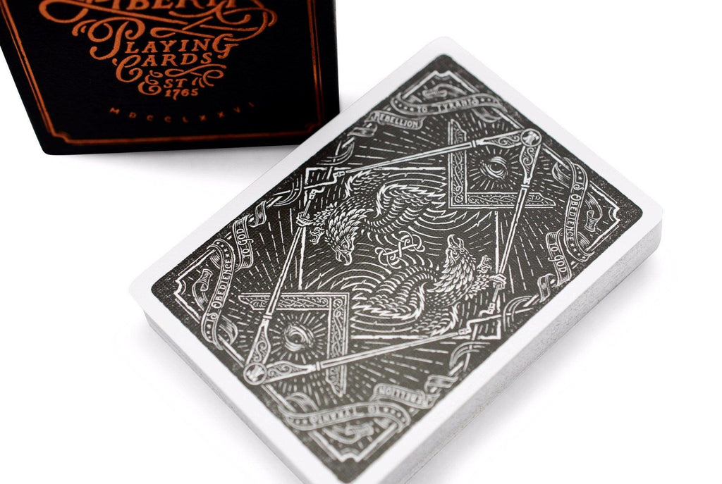 Sons of Liberty Playing Cards - RarePlayingCards.com - 1