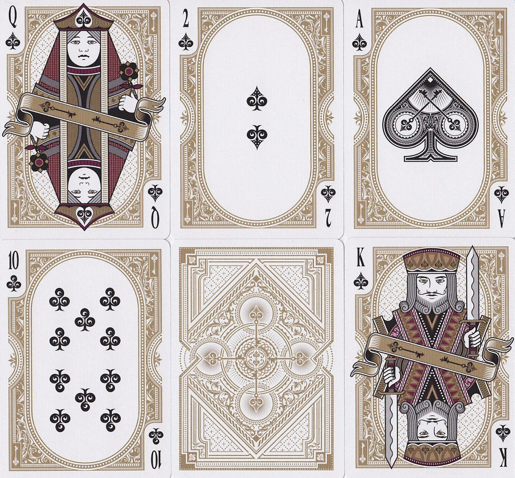 Spirit Playing Cards - RarePlayingCards.com - 7