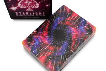 Bicycle® Starlight Shooting Star Playing Cards by US Playing Card Co.