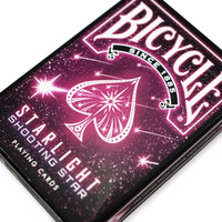 Cards Bicycle Starlight Shooting Star