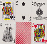 Steamboat 999 Playing Cards - RarePlayingCards.com - 10