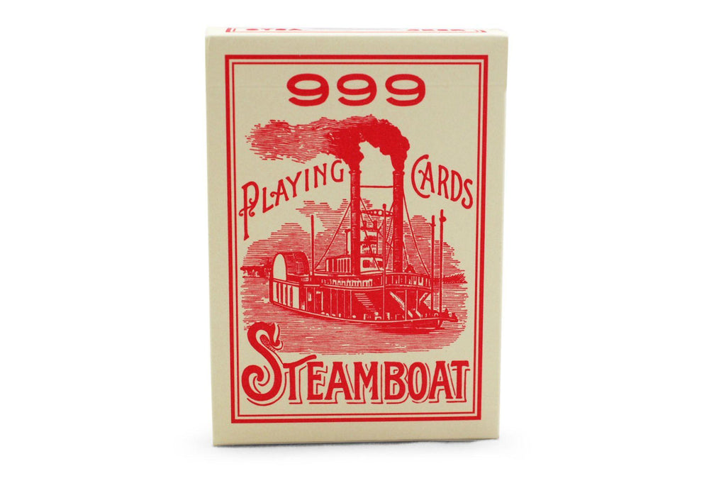 Steamboat 999 Playing Cards - RarePlayingCards.com - 4