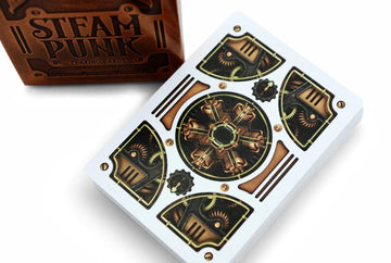 Steampunk Playing Cards by US Playing Card Co.
