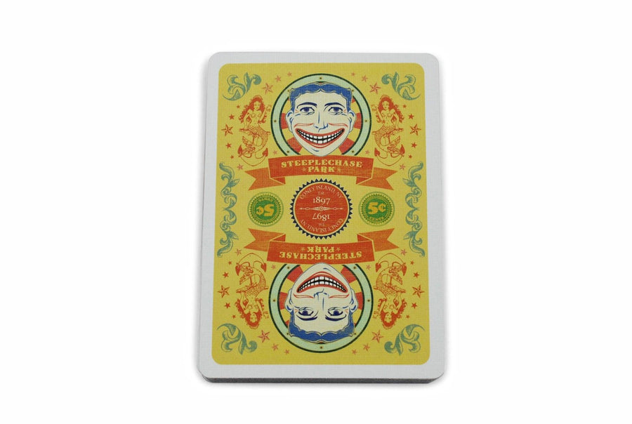 Steeplechase Park Playing Cards by Penguin Magic