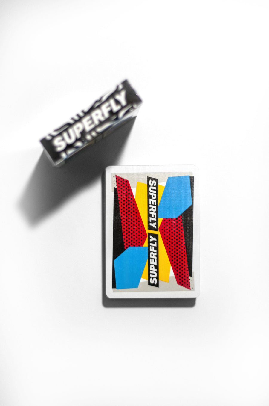 Superfly Stardust Playing Cards by Gemini