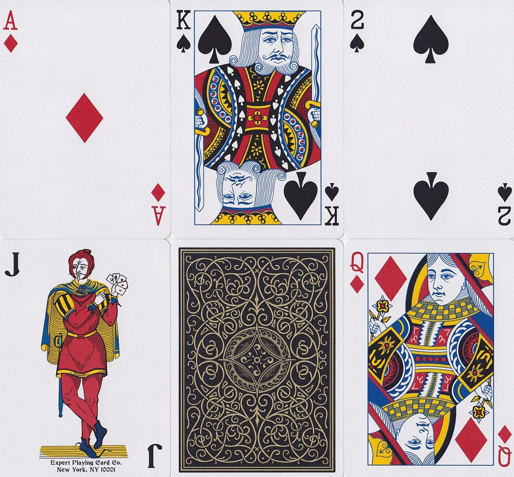 Robusto Classic Playing Cards by Expert Playing Card Co.