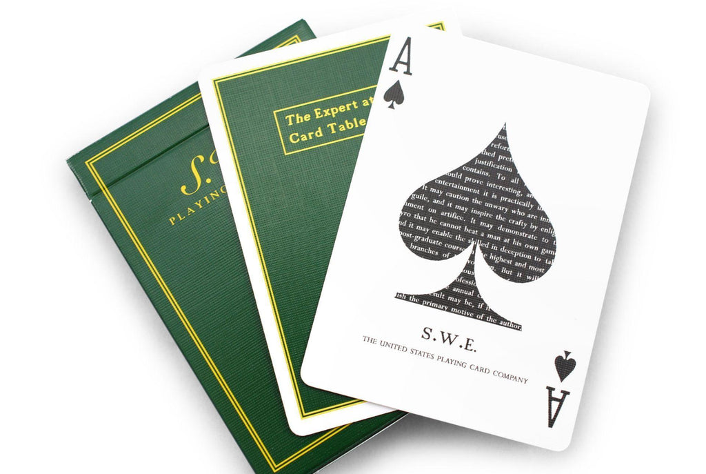 SWE Playing Cards by Ellusionist