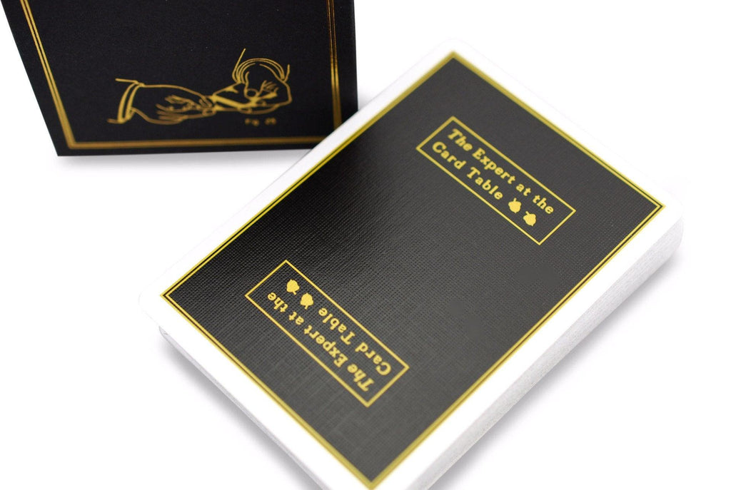 SWE Black Limited Edition Playing Cards by Ellusionist