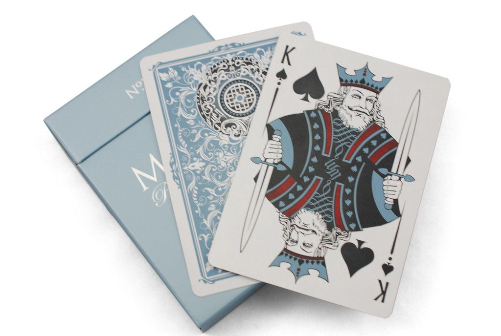 Sybil Livida Playing Cards - RarePlayingCards.com - 7