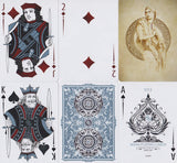 Sybil Livida Playing Cards - RarePlayingCards.com - 8
