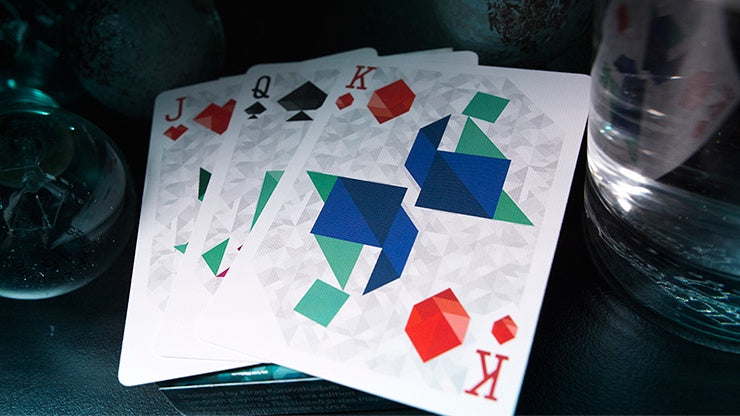 Tangram Playing Cards by Murphy's Magic