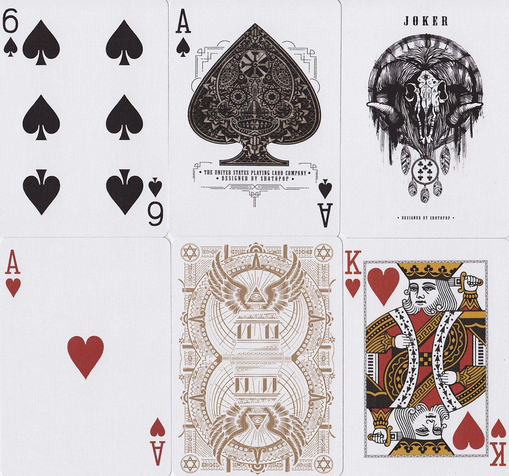Templar Playing Cards