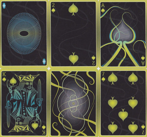 Tendril: Ascendant Playing Cards