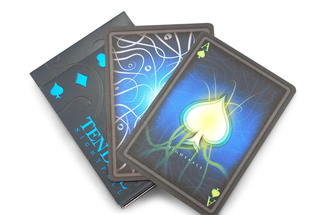 Tendril: Nightfall Playing Cards - RarePlayingCards.com - 10
