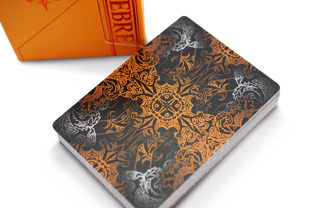 Tenebre Zucca Playing Cards by Legends Playing Card Co.