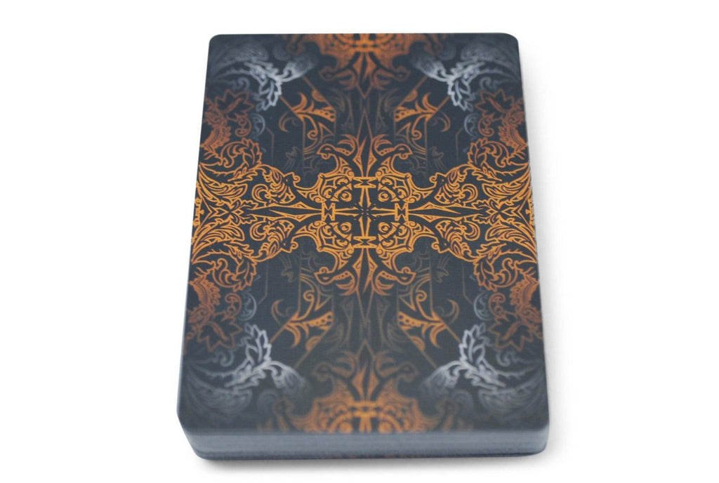 Tenebre Zucca Playing Cards - RarePlayingCards.com - 6