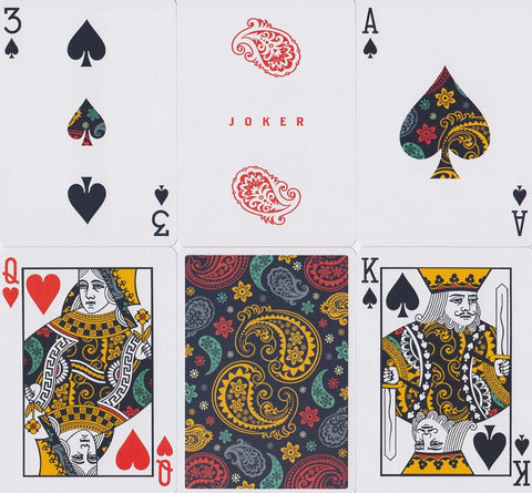 The Dapper Deck Playing Cards