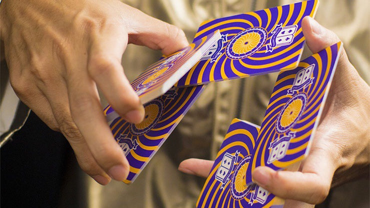 The School of Cardistry V4 Playing Cards by New Deck Order