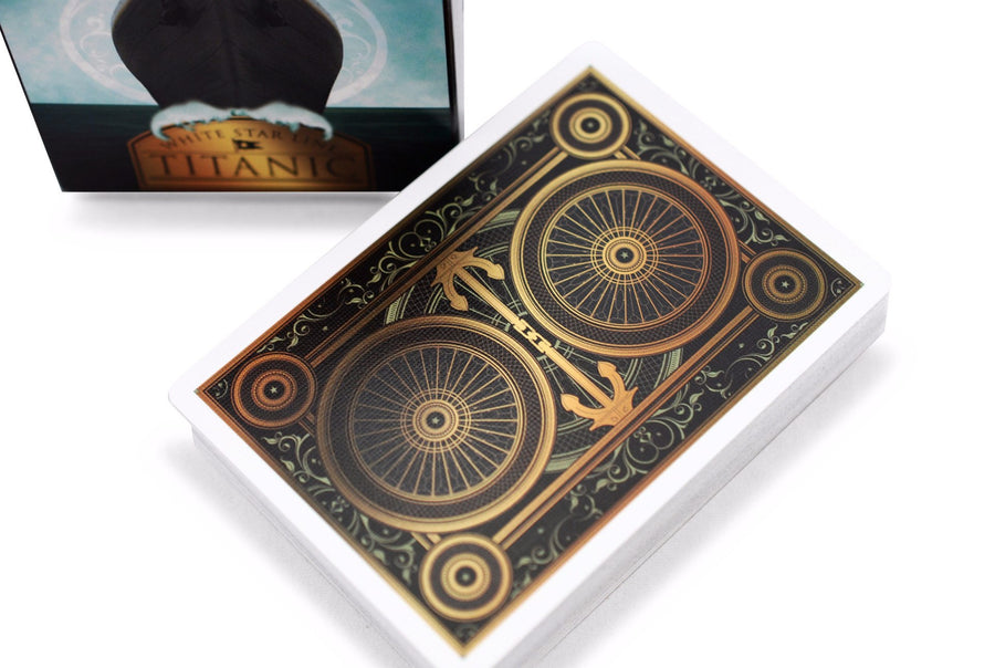 Titanic Playing Cards by US Playing Card Co.